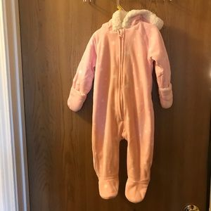 Old Navy Micro Performance footed one piece
